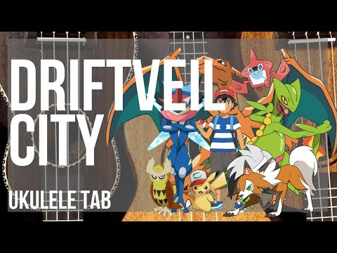 Ukulele Tab How To Play Driftveil City Pokemon By Hitomi Sato Youtube Driftveil city, episode 53 of jet's black nuzlocke in webtoon. ukulele tab how to play driftveil city pokemon by hitomi sato