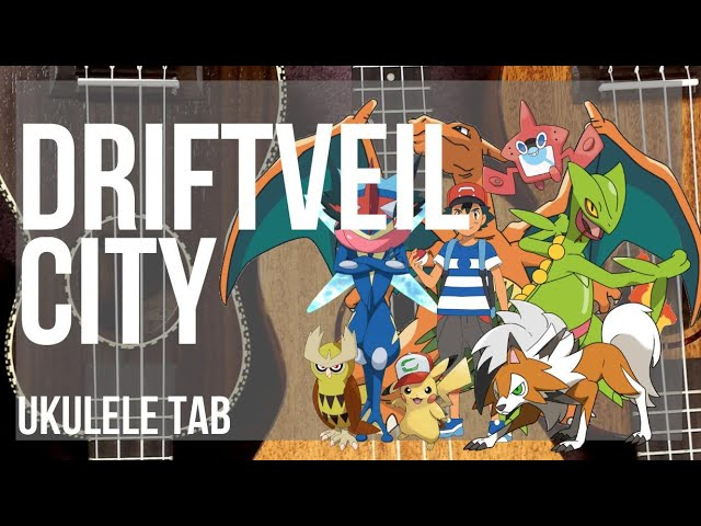 Ukulele Tab How To Play Driftveil City Pokemon By Hitomi Sato Top popular songs guitar and ukulele chords. ukulele tab how to play driftveil city