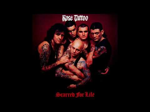 Rose Tattoo - Scarred For Life / 1982 FULL ALBUM HD