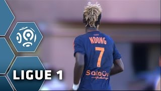But Didier NDONG (12') / AS Monaco - FC Lorient (2-3) -  (ASM - FCL) / 2015-16