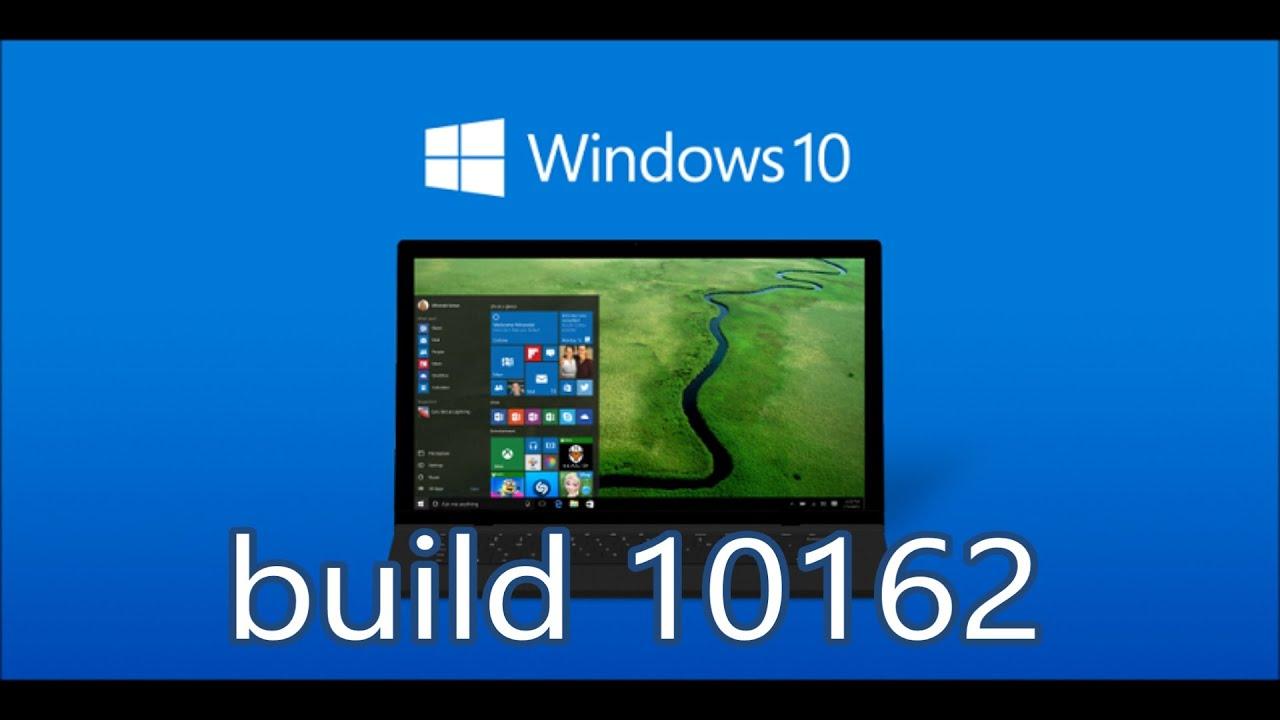 Самая новенькая windows 10