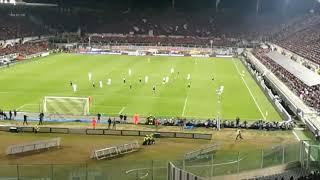 FIORENTINA - JUVENTUS 0-3:  DALLO STADIO!