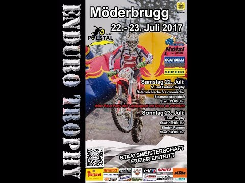 TRACK PREVIEW Enduro Trophy Möderbrugg 2017 Austria