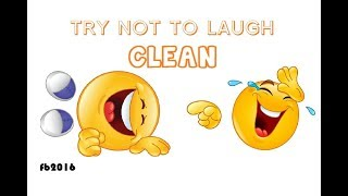 CLEAN Try not to laugh. Guaranteed no swearing clean vines try not to laugh challenge