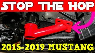 2018-2019 Mustang BMR Cradle Lockout CB005