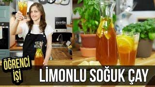 Öğrenci İşi: Limonlu Soğuk Çay