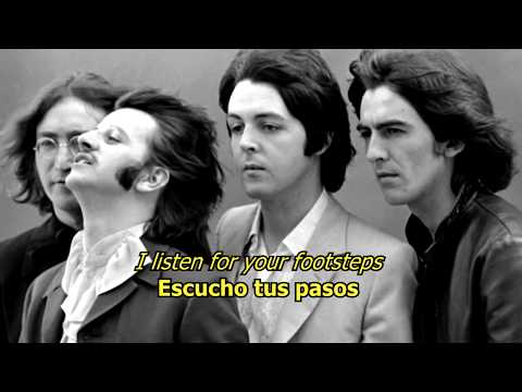 Don't pass me by - The Beatles (LYRICS/LETRA) [Original]