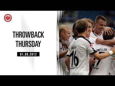 TBT | 4:0-Sieg gegen Hoffenheim | Eintracht Frankfurt