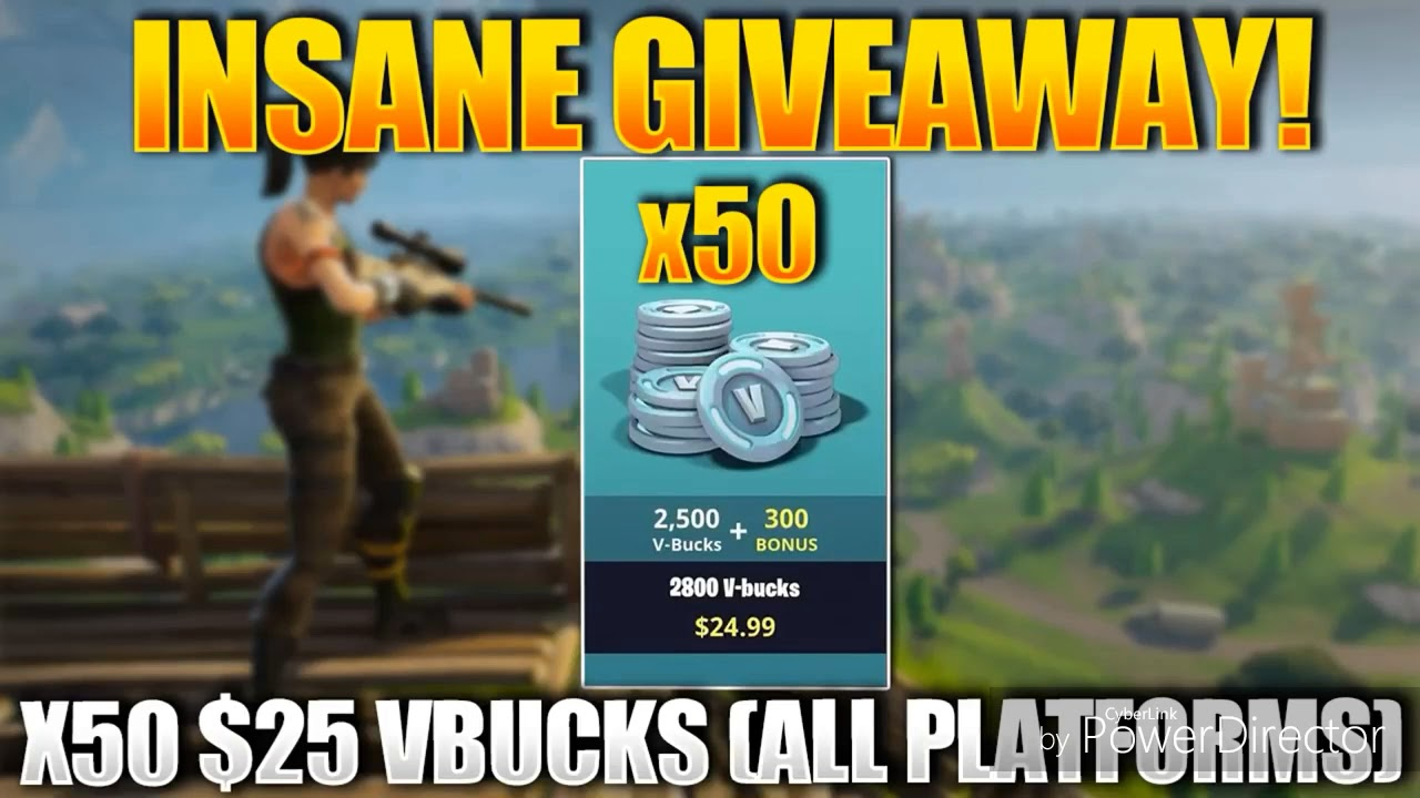 Do You Want Some Free V Bucks Best Trends Youtube