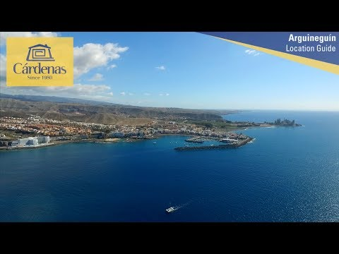Arguineguin, Mogan, Gran Canaria, Has The Best Climate In The World. Canary Islands, Atlantic Ocean