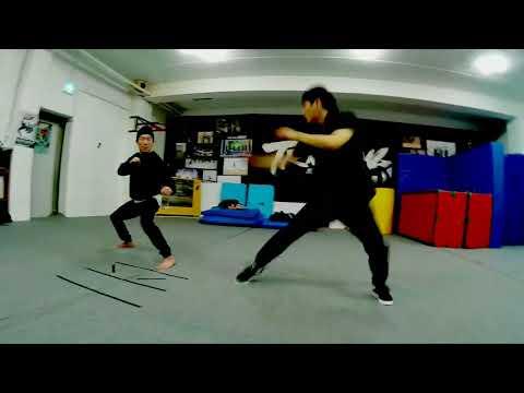Dance x Martial arts Concept / Choreography_Virus Hwang