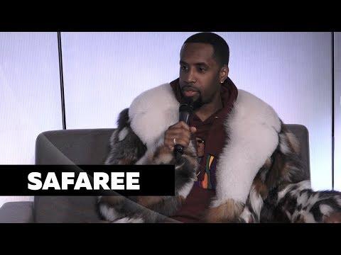 Safaree Reacts To Nicki Minaj Pregnant Rumors, Robbery  His $50,000 Porn Offer