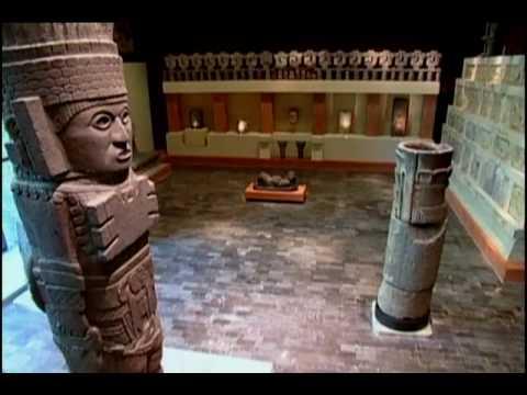 Sala Los Toltecas y su época-Museo Nacional de Antropología