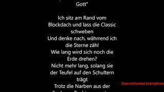 Haftbefehl - 1999 Pt  6 Gabriel vs  Luzifer [LYRIC VIDEO HD]