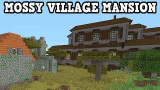 ZOMBIE VILLAGE W/ MANSION???