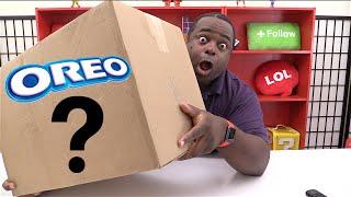 MYSTERY BOX from OREO!