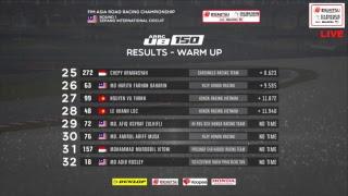 Qualifying Sepang International Circuit Malaysia 2019 ARRC
