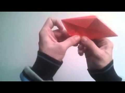How to make a simple paper mill [Origami - Origami]