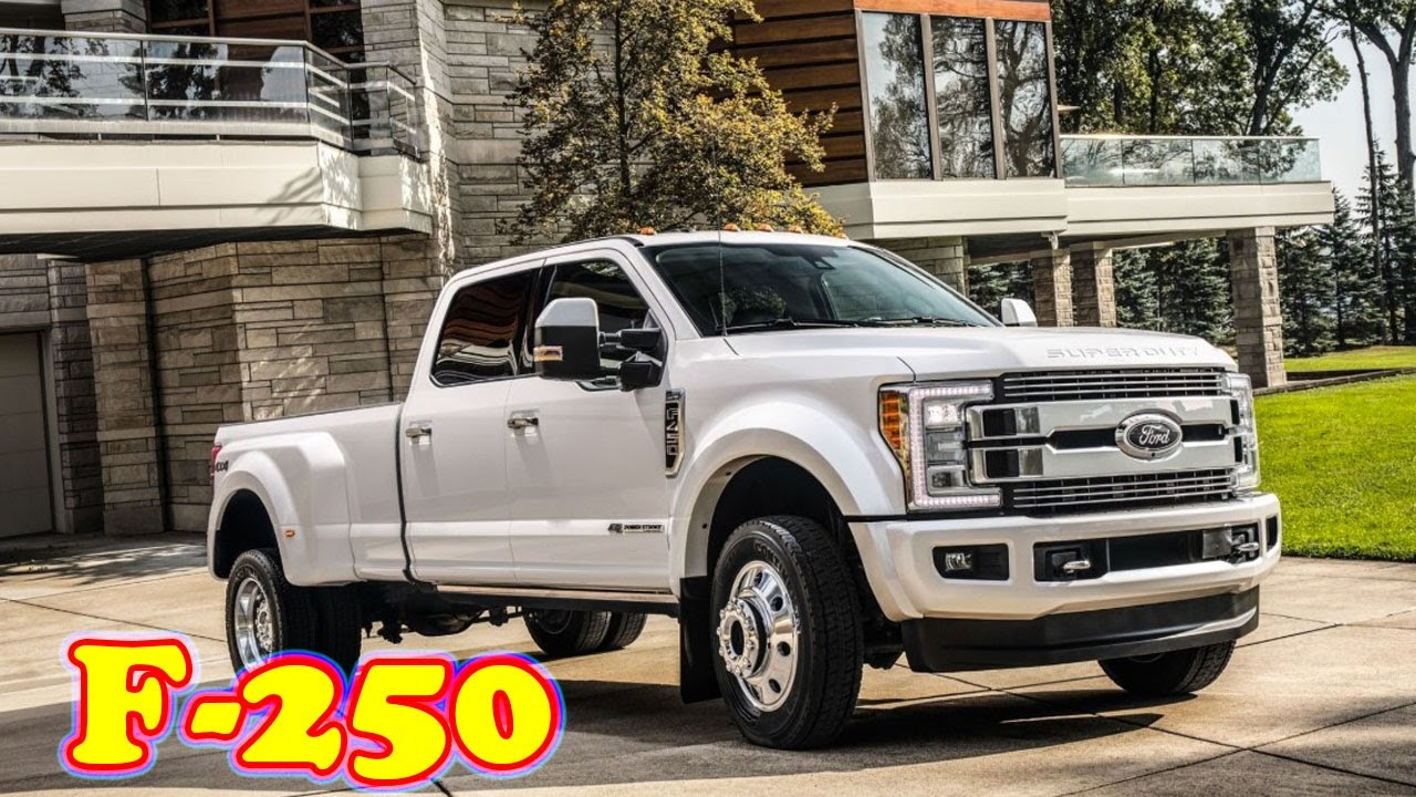 2021 Ford F250 Prices