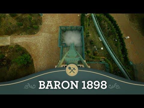Baron 1898 - Efteling Onride