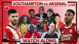 Southampton vs Arsenal | Watch Along LIVE