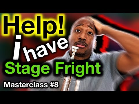5 Actionable Tips to overcoming Stage Fright | TBT Trumpet Masterclass#8