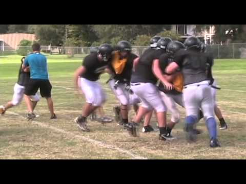 Rocky Bayou Christian School pre-season football