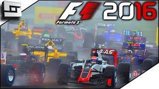 F1 2016 - RACE DAY SPAIN! E10