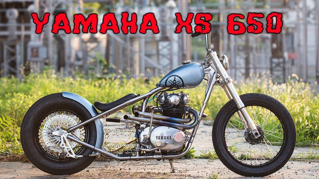 Xs650 Bobber Frame Kits | Frameswalls org