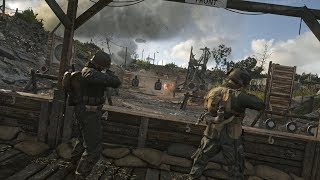 Official Call of Duty®: WWII Headquarters Reveal Trailer [UK]