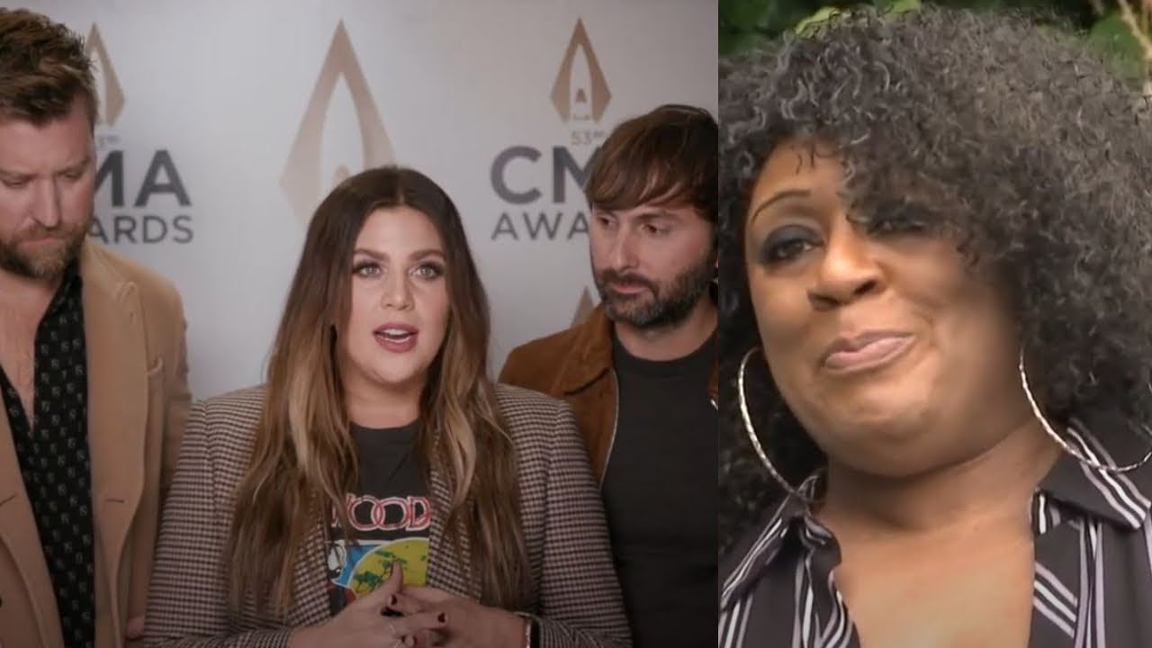Lady Antebellum Gets Sued After Changing Name To Lady A
