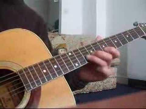 Rush - Closer To The Heart - Acoustic Guitar