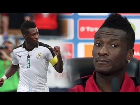 ASAMOAH GYAN RETIRES FROM GHANA BLACK STARS: FULL STORY!!!
