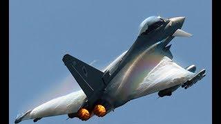 Eurofighter EF-2000 Typhoon ヨーロッパ4か国共同開発の戦闘機 ユーロファイター タイフーン thumbnail
