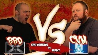 Versus Series: Brian Braun-Duin (Kiki Control) vs Chris VanMeter (Infect)