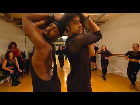 Beyonce & Shakira  Beautiful Liar Choreography  TEVYN COLE+ISAIAH RASHAAD
