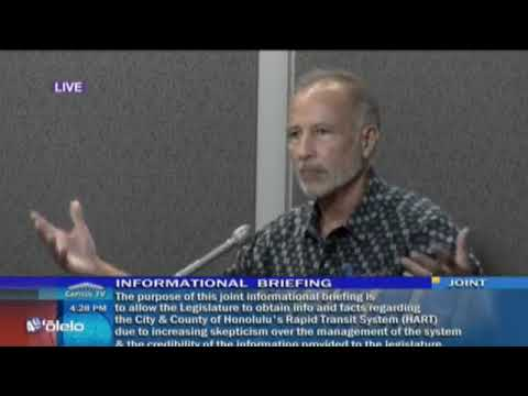 Randy Roth - Rail Hearing 8-14-17
