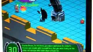 Batman: Crimewave Game
