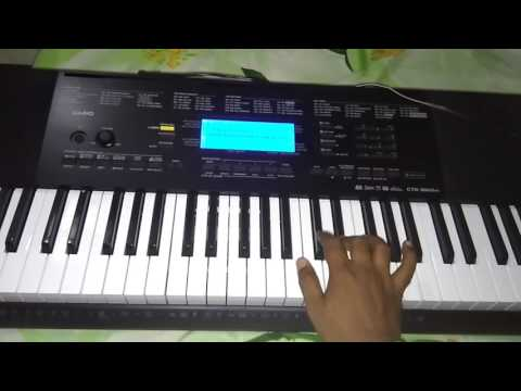 har karam apna karenge-KARMA-(Full Song)-on keyboard || Milan Nai