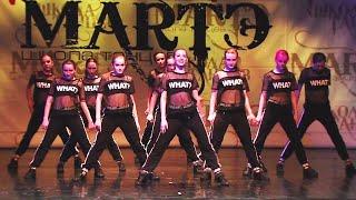 видео Эстрадные танцы