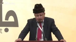 Mirza Maghfoor Ahmad Ameer USA - Zikre Habib - Jalsa Salana West Coast USA 2016