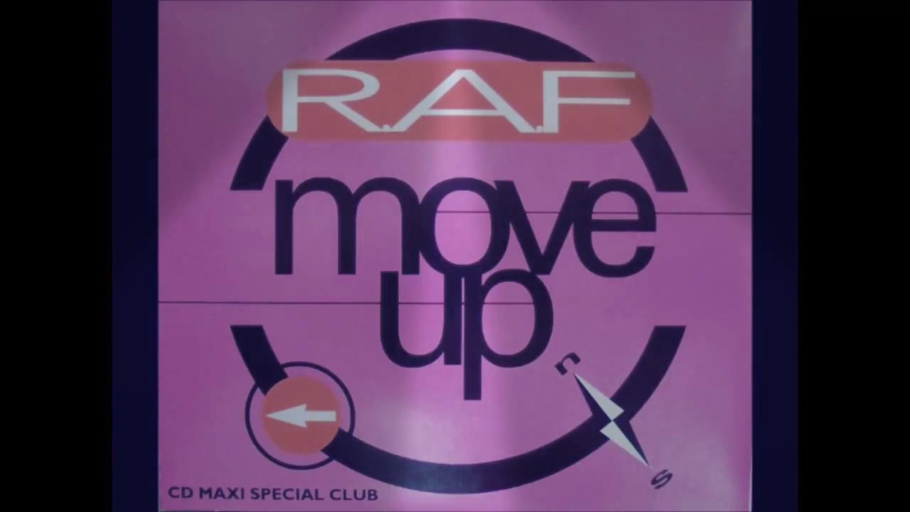R A F  - Move Up flac album download