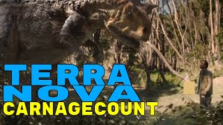 Terra Nova (2011) Carnage Count