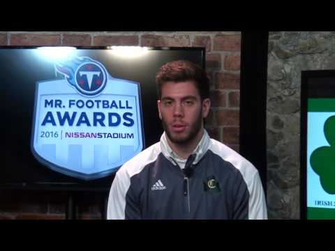 Amari Rodgers & Chase Kuerschen talk about their Mr. Football Honors