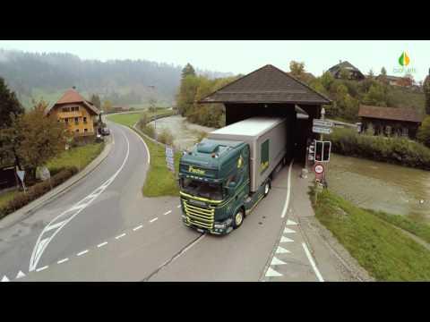 Scania. Die Erfolgsgeschichte.