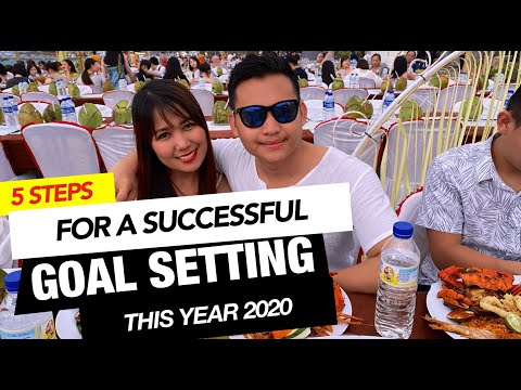 5 Steps To Successful Goal Setting For 2020