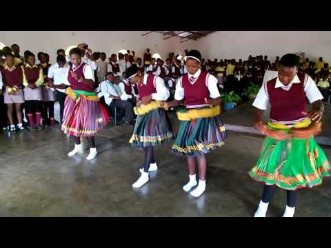 GOVHU FAREWEL DANCE 2015 BY GEZANI TWALA Aka GHETTOCONNECT