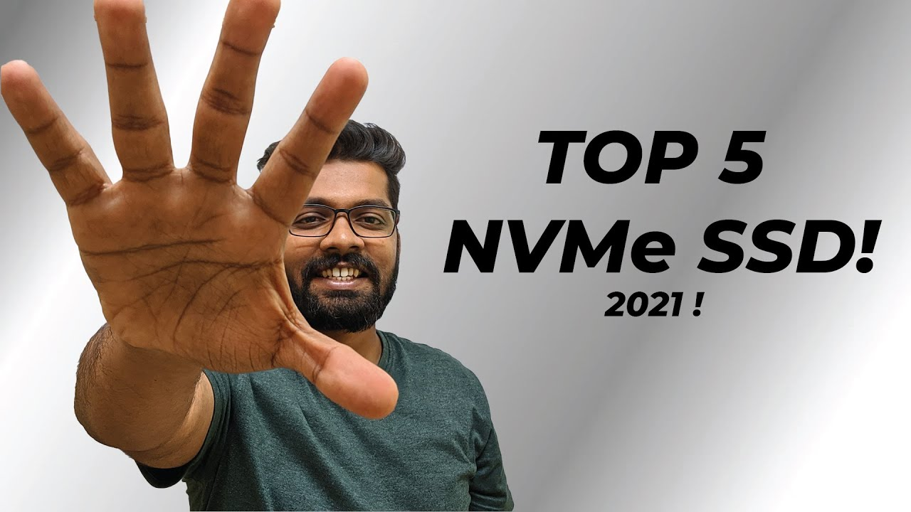 Download Top 5 Cheapest SSD's in India 2021   Best M.2, NVME SSD