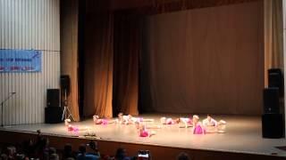 Конкурс танцевальной ритмики по Москве