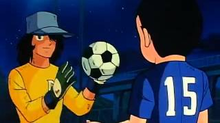 Captain Tsubasa 1983 Episode 38 English Sub   Anime